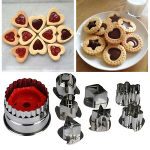 26pcsset Alphabet Stainless Steel Mold Biscuit Tools Cookie Cake DIY Mold Decor