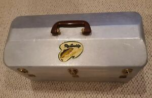 Vintage My Buddy Tacklemaster Tackle Box 6 Tray