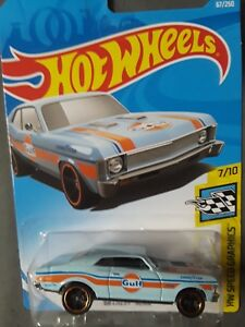 Hot wheels '68 Chevy NOVA SS