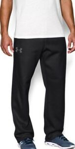 Under Armour BIG & TALL Men's Rival Pants 1302295-001 (Size 4XLT) NWT MSRP $45