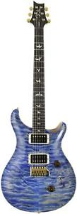 PRS Custom24 10top Quilt FB Blue Electric Guitar Free Shipping