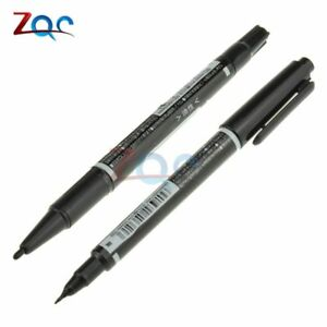 5PCS CCL Anti etching PCB Circuit Board Ink Marker Double Pen For DIY PCB Rep…