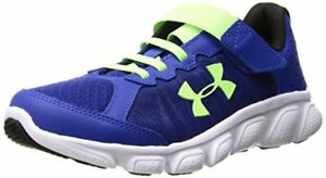 Under Armour Kids' Boys' Pre School Assert 6 Adjustable Closure Athletic Shoe