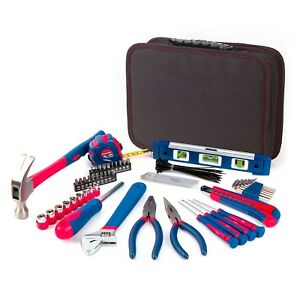 Kitchen Drawer Tool Kit 100-Piece with Easy Carrying Pouch