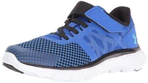 Under Armour Kids' Boys' Pre School The Shift Adjustable Closure Running Shoe