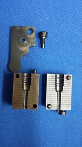 Lyman Bullet Mold 358156 HOLLOW  POINT gas check 38  357 Mag