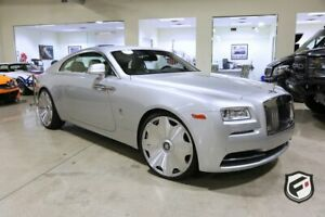 2014 Rolls-Royce Wraith 2dr Coupe 2014 ROLLS-ROYCE WRAITH STARLIGHT Only 2 owners 10k miles.