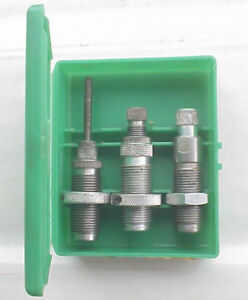 9x19 9mm Luger Reloading Die Set Free Shipping  RCBS & Lee
