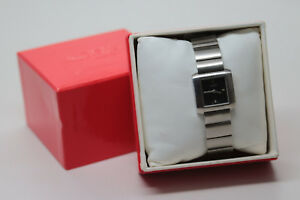 Alfex swiss wrist watch in box MSRP $ 350.00 mens womens unisex