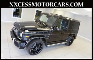 2016 G-Class AMG G 65 DISCTRONIC VENTILATED SEATS 1-OWNER. 2016 Mercedes-Benz G-Class AMG G 65 DISCTRONIC VENTILATED SEATS 1-OWNER.