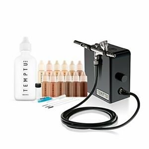 TEMPTU Pro Plus Premier Airbrush Makeup System and Foundation Makeup Kit