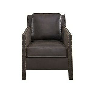 Harbor House Dallas Accent Chair in Winchester Chimney Finish HH100-0200