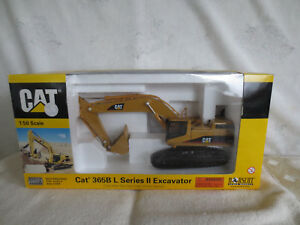 NORSCOT 150 CAT 365B L SERIES II EXCAVATOR HIGHLY DETAILED CONSTRUCTION TOY