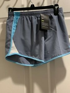 NIKE YOUTH GIRLS DRI-FIT TRAINING RUNNING SHORT Size LARGE Standard Fit New