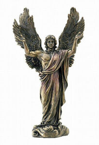 Archangel Metatron Statue Sculpture Figurine - GIFT BOXED