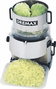 Vegetable Cabbage Cutter Slicer Electric Machine DX-150 Made in Japan