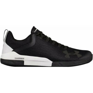 Mens Under Armour Charged Legend Mens Training Shoes - Black