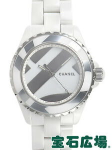 Chanel J12 Automatic Men's Watch 38 Anne Title World Limited 1200 Auth