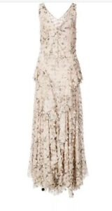Zimmermann Maples Whisper Slip Dress - New With Tags- RRP$2950