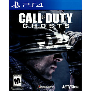 Call of Duty: Ghosts PS4 Brand New $20.17