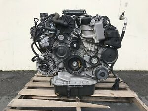 2011 Mercedes ML350 3.5L M272 4matic Complete Engine Motor Assembly 26k