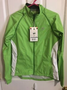 Pearl Izumi W Elite Barrier Convertible Jacket Size M NWT
