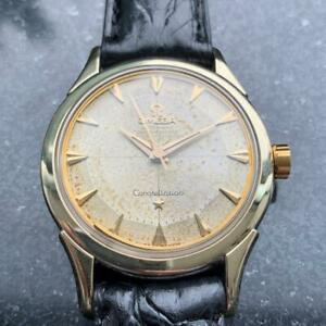 OMEGA Men's Constellation Ref.2852-1 Gold-Capped Automatic c.1960s Swiss LV649