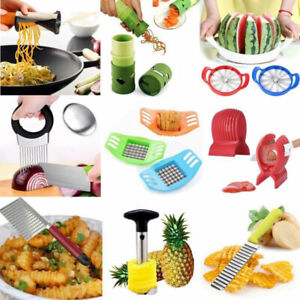 Creative Tools Vegetable Slicer Cutting Slicing Cutter Gadget Peeler Kitchen