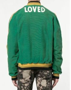 Gucci Corduroy Bomber Jacket-With Tags- RRP$3950