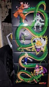 Dragonball Z Adidas Sneakers Complete Set