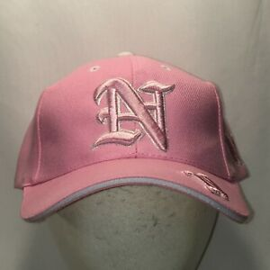 Letter N Pink White Baseball Cap Womens Hats Cool Ladies Caps Gifts T119 F9071
