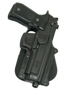 Fobus 360 roto retention paddle holster for beretta 92f  96 without rail