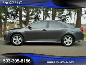 2012 Camry SE 2012 Toyota Camry SE  84k 35Mpg Moon Roof Paddle Shift Leather Automatic 4-Door