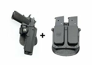 Fobus tactical Holster + Double magazine pouch for colt 1911 style 5