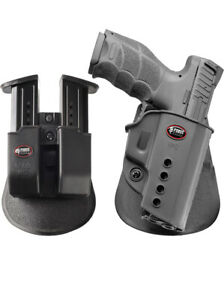 Fobus Holster + Double magazine pouch walther ppq 9mm ppq m2 9mm