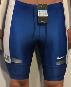 Nike Pro Elite Running compression shorts half tights track and field Olympic