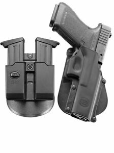 Fobus Holster + Double magazine pouch glock 20 21 21sf 37 41 issc m22