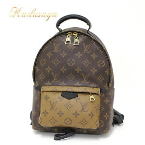 Louis Vuitton Monogram Reverse Palm Springs Backpack PM M43116 Women's Backpack