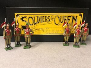 DB Figurines Soldiers Of The Queen A10 New South Wales Lancers 54mm MIB