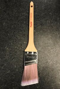 Purdy Clearcut Dale Angular Trim Paint Brush 1 1 2 inch New No Packaging SECONDS