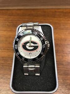 Sun Time Sport Watch University of Georgia For Men