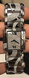 Patek Philippe Style No:  491049G-001 White Gold Pre-Owned - Amazing Piece