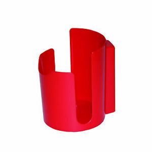 GRIP On Tools 53445 Magnetic Cup Holder Red