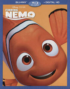 Finding Nemo [2 disc Blu-ray]no digital...mint!!!