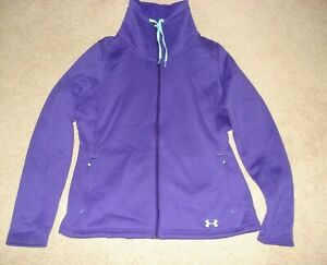 Under Armour Purple Armour Storm Womens Size Large $53.92