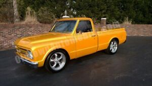 1971 C-10 Short Wide 1971 Chevrolet C10 for sale at Old Town Automobile!