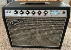 Jimi Hendrix Owned And Used 1968 Fender Princeton Reverb