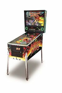 IN STOCK! NEW Attack from Mars SPECIAL EDITION Pinball Machine Remake