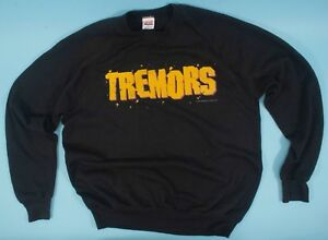 TREMORS 1990 Official Vintage Universal Studios Sweatshirt Kevin Bacon