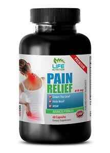 pain relief supplements - PREMIUM PAIN RELIEF FORMULA 610MG 1B - msm joint suppo